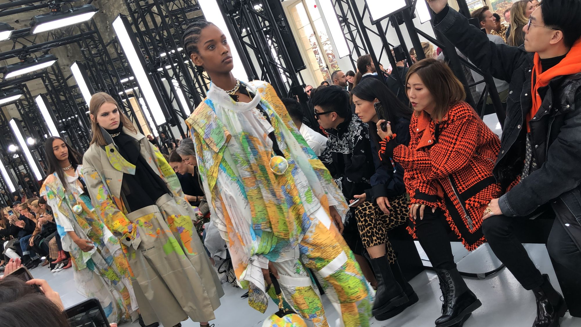 Paris Fashion Week Spring/Summer 2020: Day 6-7 Highlights