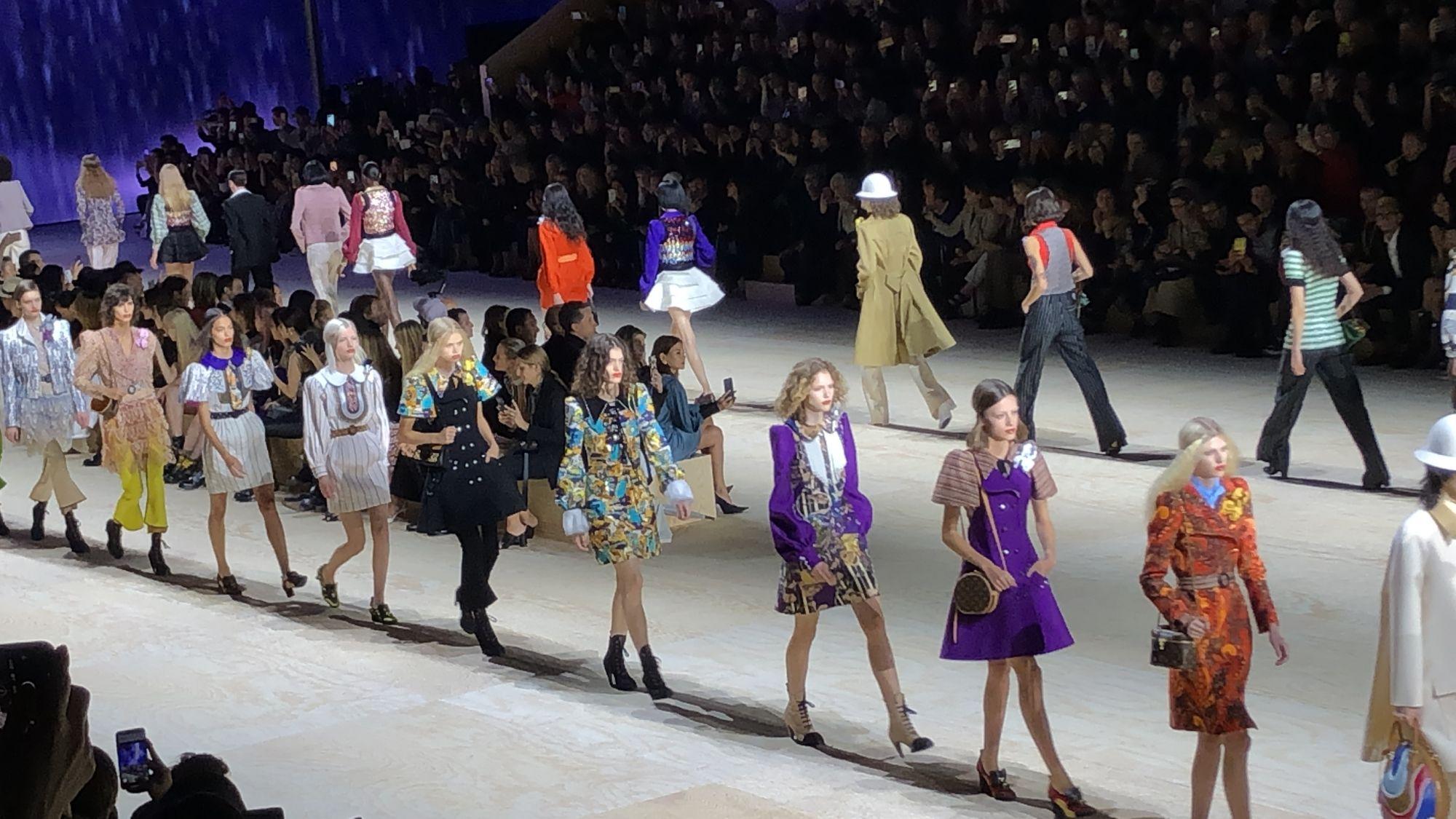 Paris Fashion Week Spring/Summer 2020: Day 8 Highlights