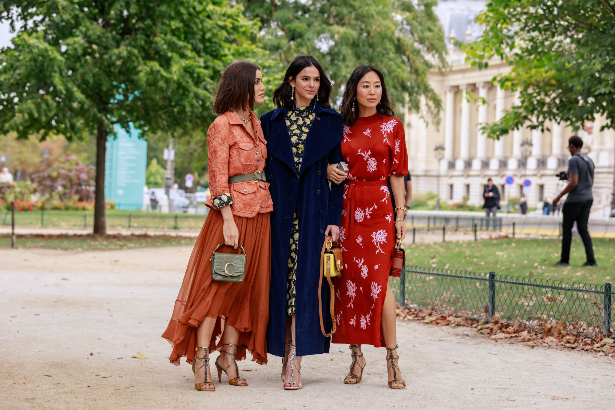 The Best Street Style Looks From Paris Fashion Week Spring 2020