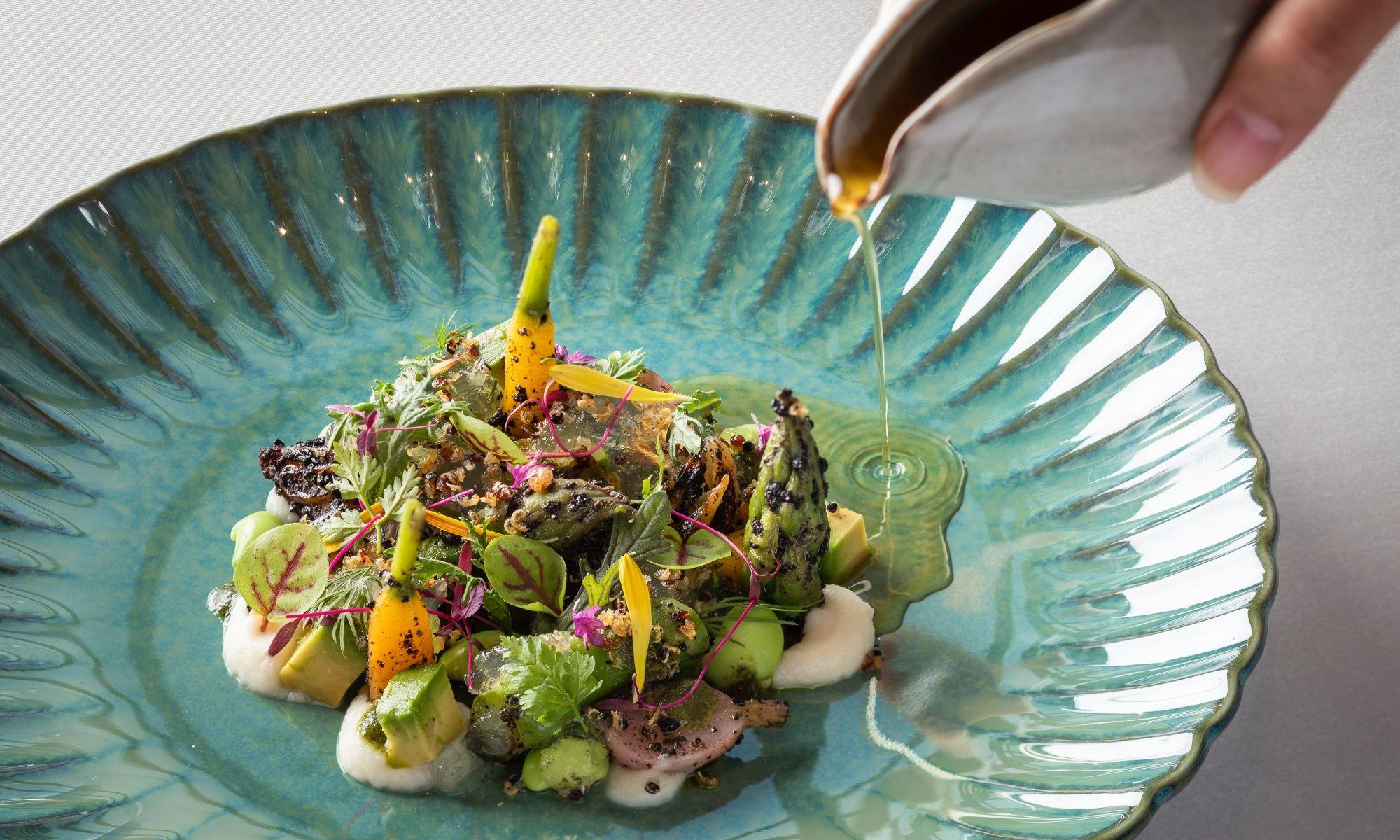 Restaurant Review: Central's Zest By Konishi Runs Smooth But Lacks Surprises