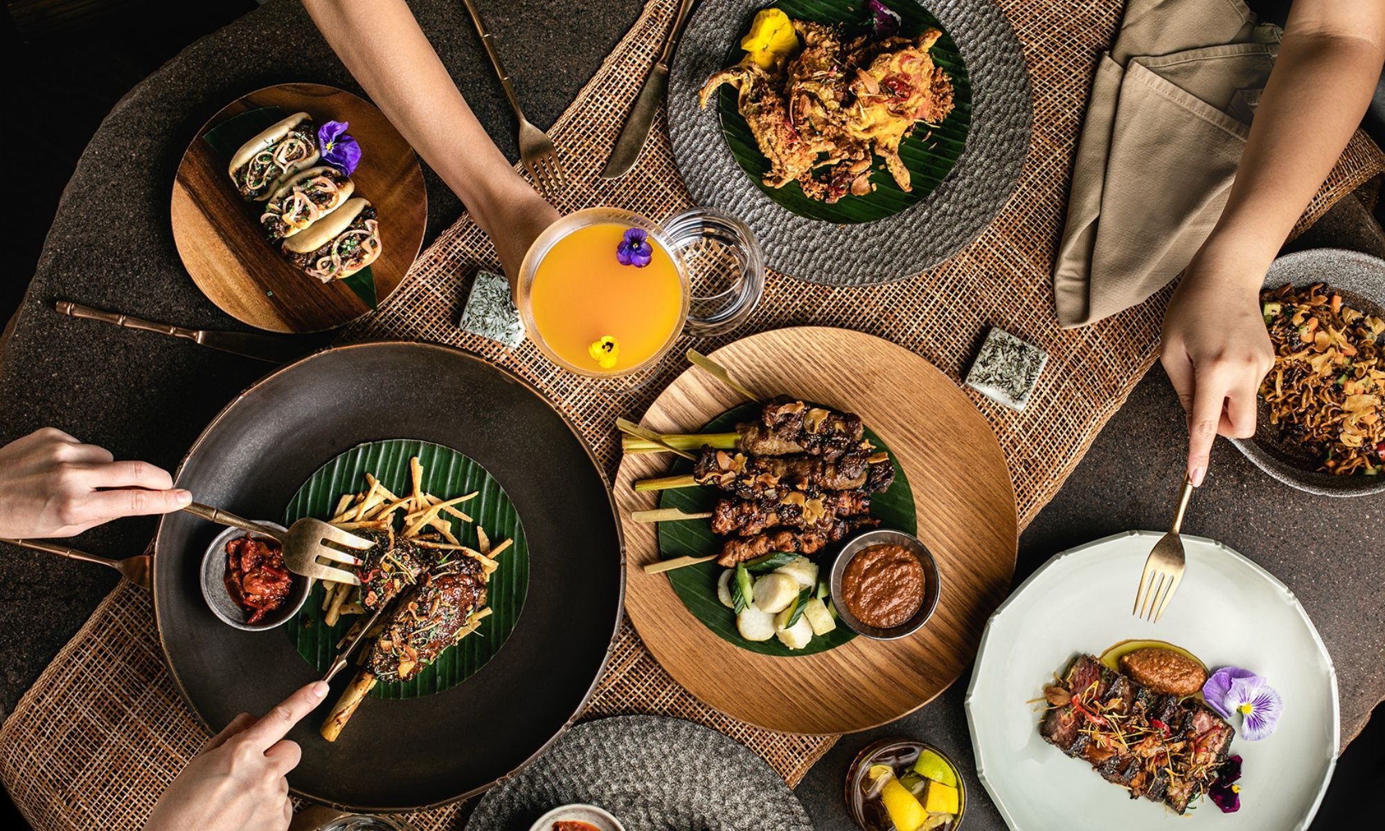 Le Comptoir's Poem Presents Sustainable Balinese Cuisine In Lan Kwai Fong