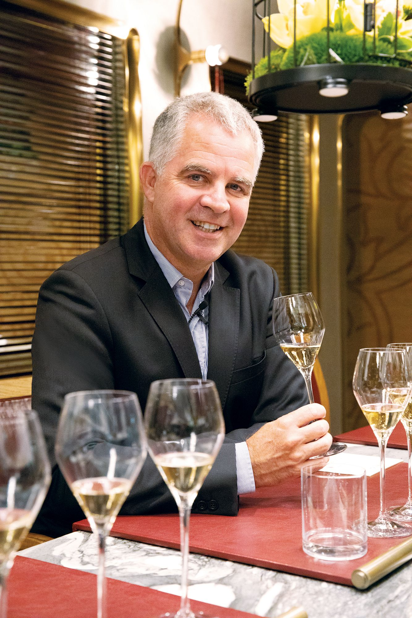 Olivier Krug On The Connection Between Krug Champagne And Music