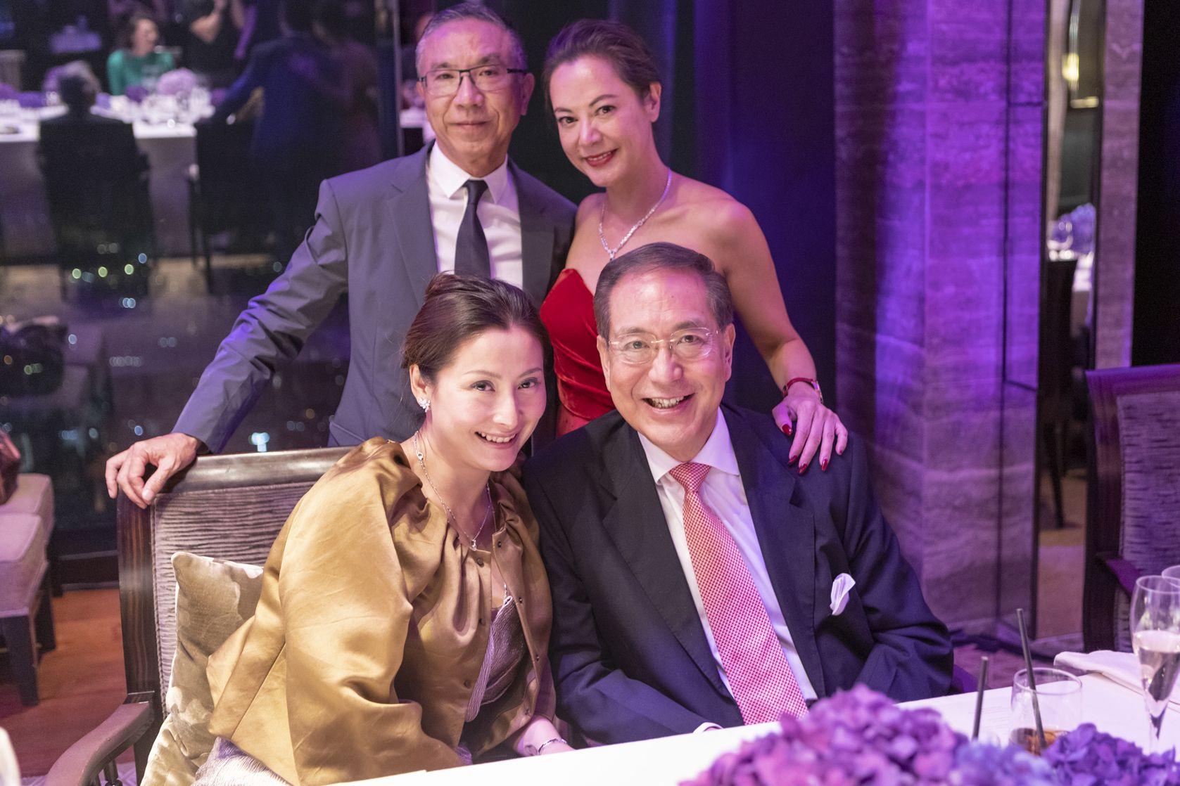 Monique Ho, Charles Chan, Amanda Lui, Arthur Li