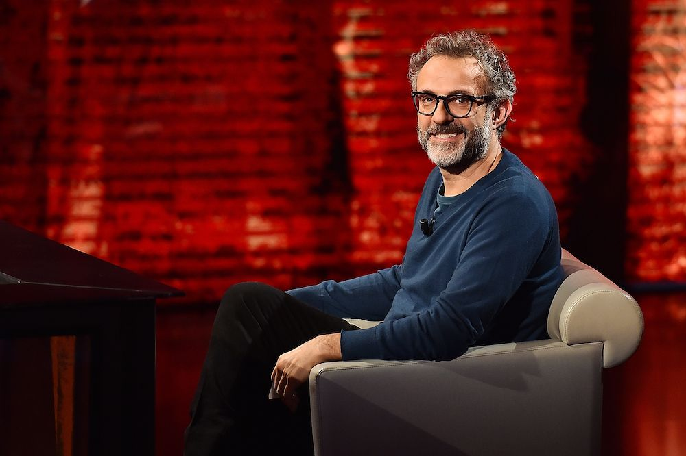 Massimo Bottura in Milan, Italy (photo: Getty Images)