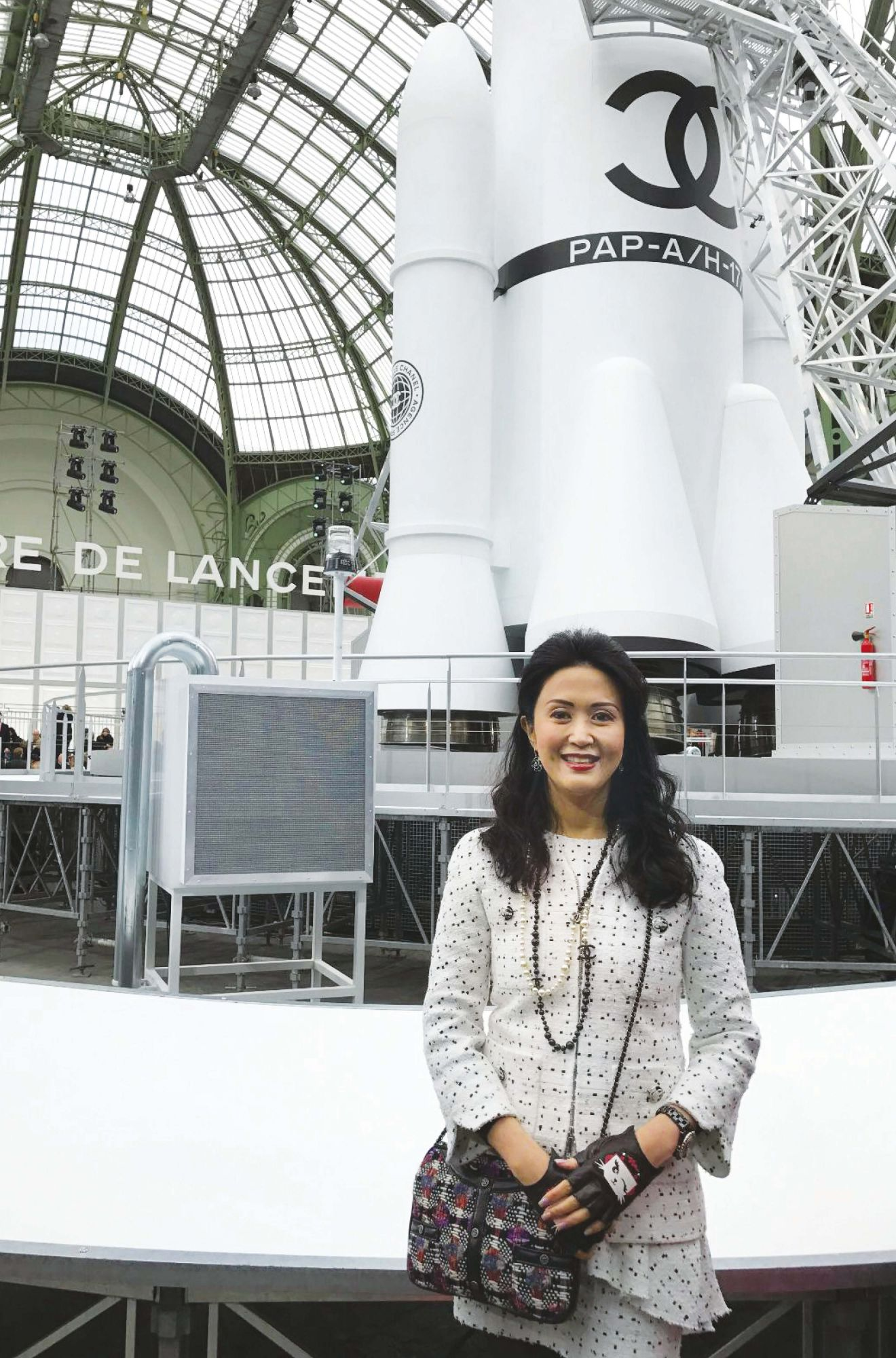 Leading Lady: Lianne Lam Talks Style And The Perks Of Being A Chanel VIP