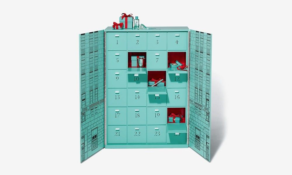 Tiffany and Co.'s US$112,000 2019 advent calendar comes stocked with diamonds (photo: Courtesy Tiffany)