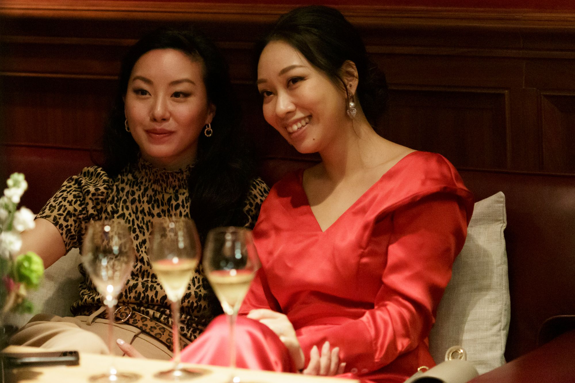 Ruth Chao, Veronica Lam