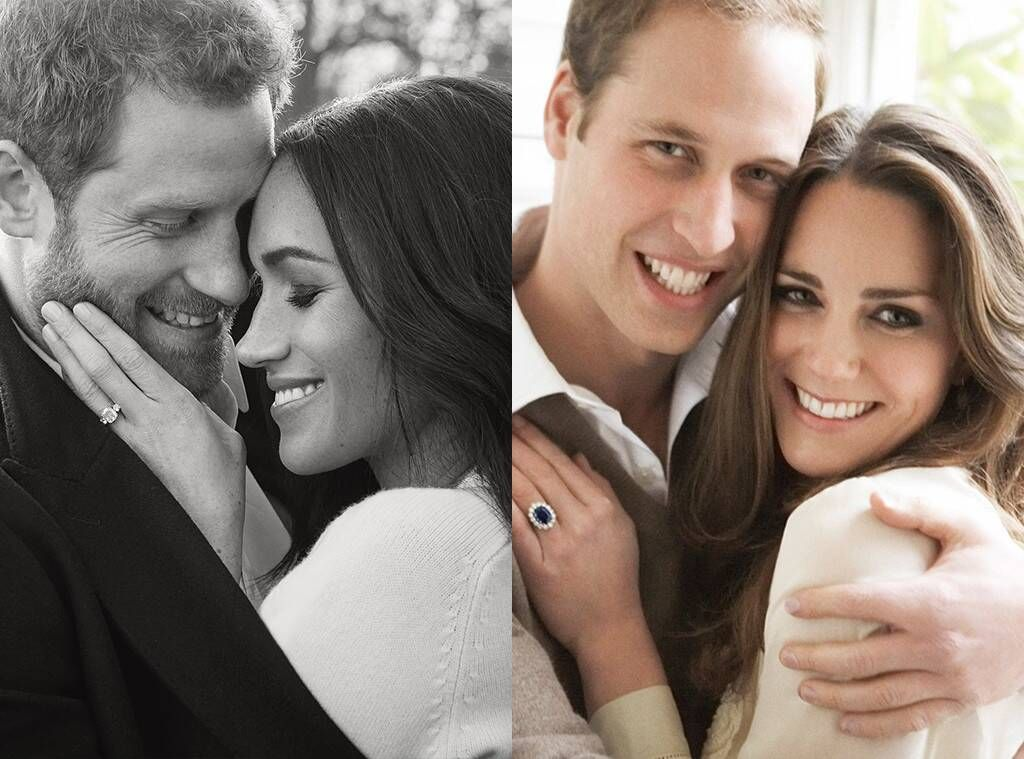 The Most Memorable Royal Engagement Rings, Ranked By Sentimental Value