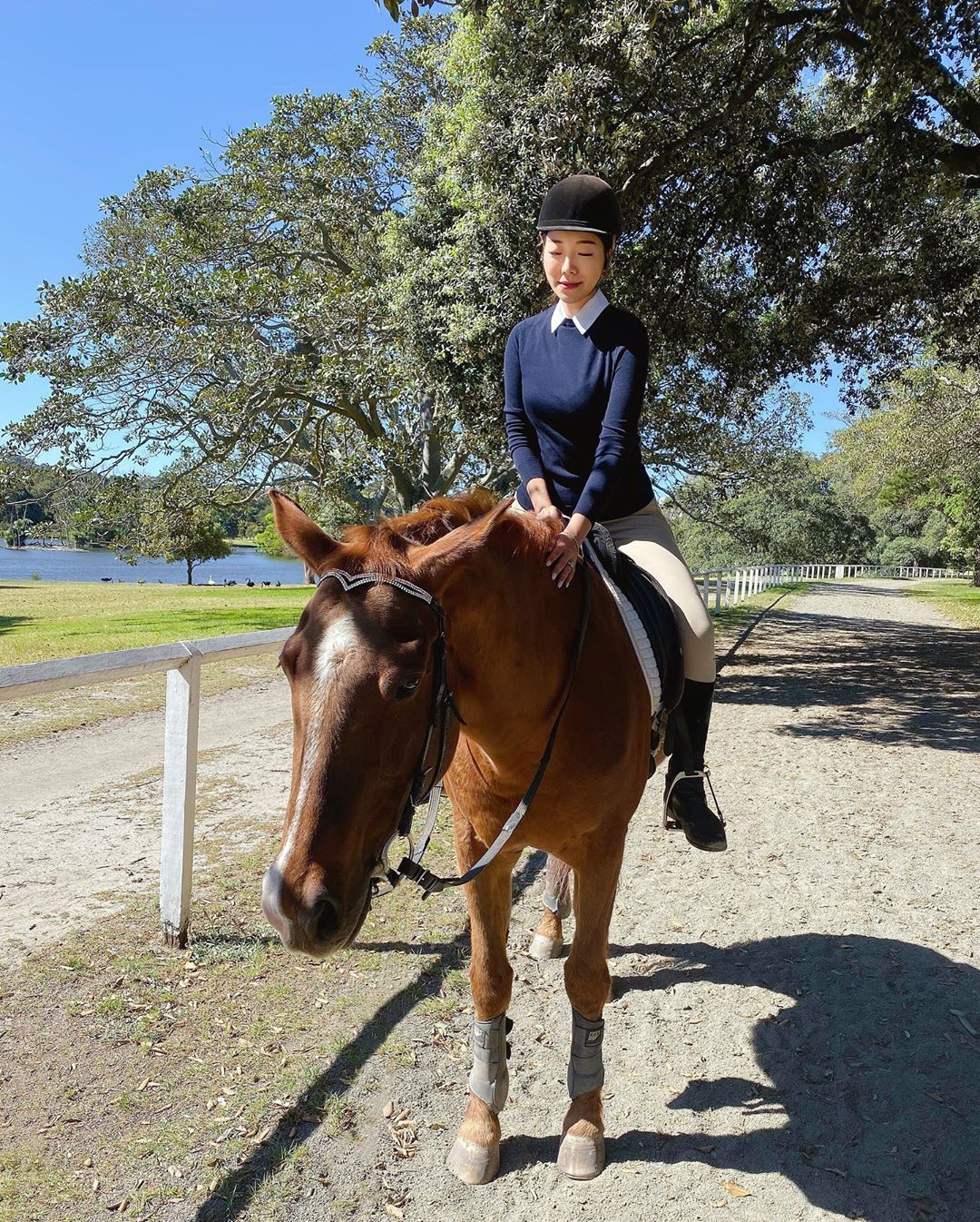 10 Best Tatlergrams: Feiping Chang Enjoys Horse Riding In Australia And More