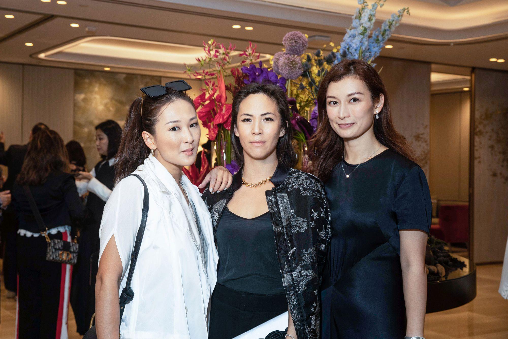Antonia Li, Victoria Tang-Owen, Colleen Yu-Fung