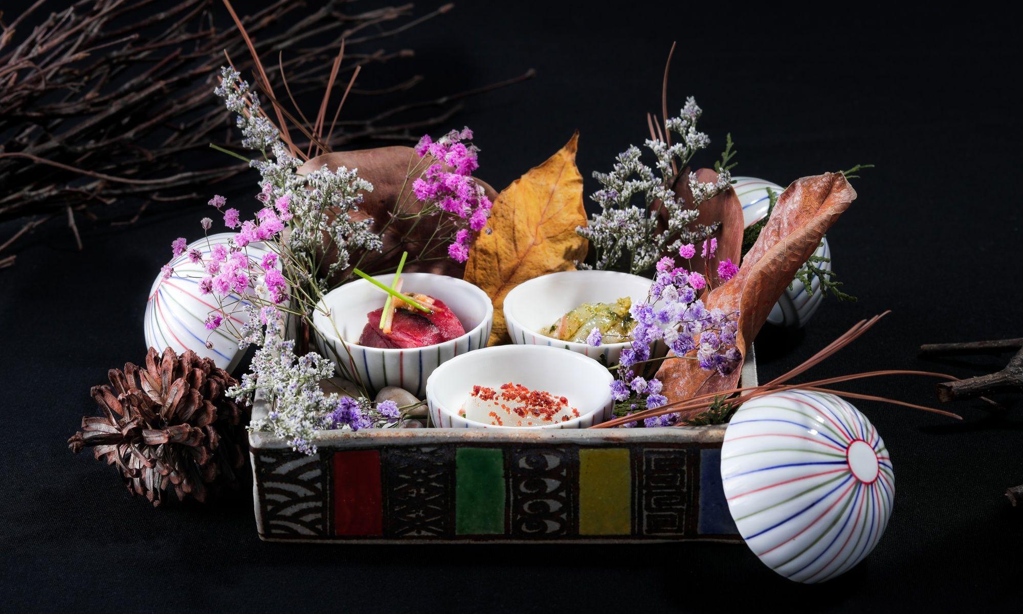 Haku Launches New Autumn Tasting Menu