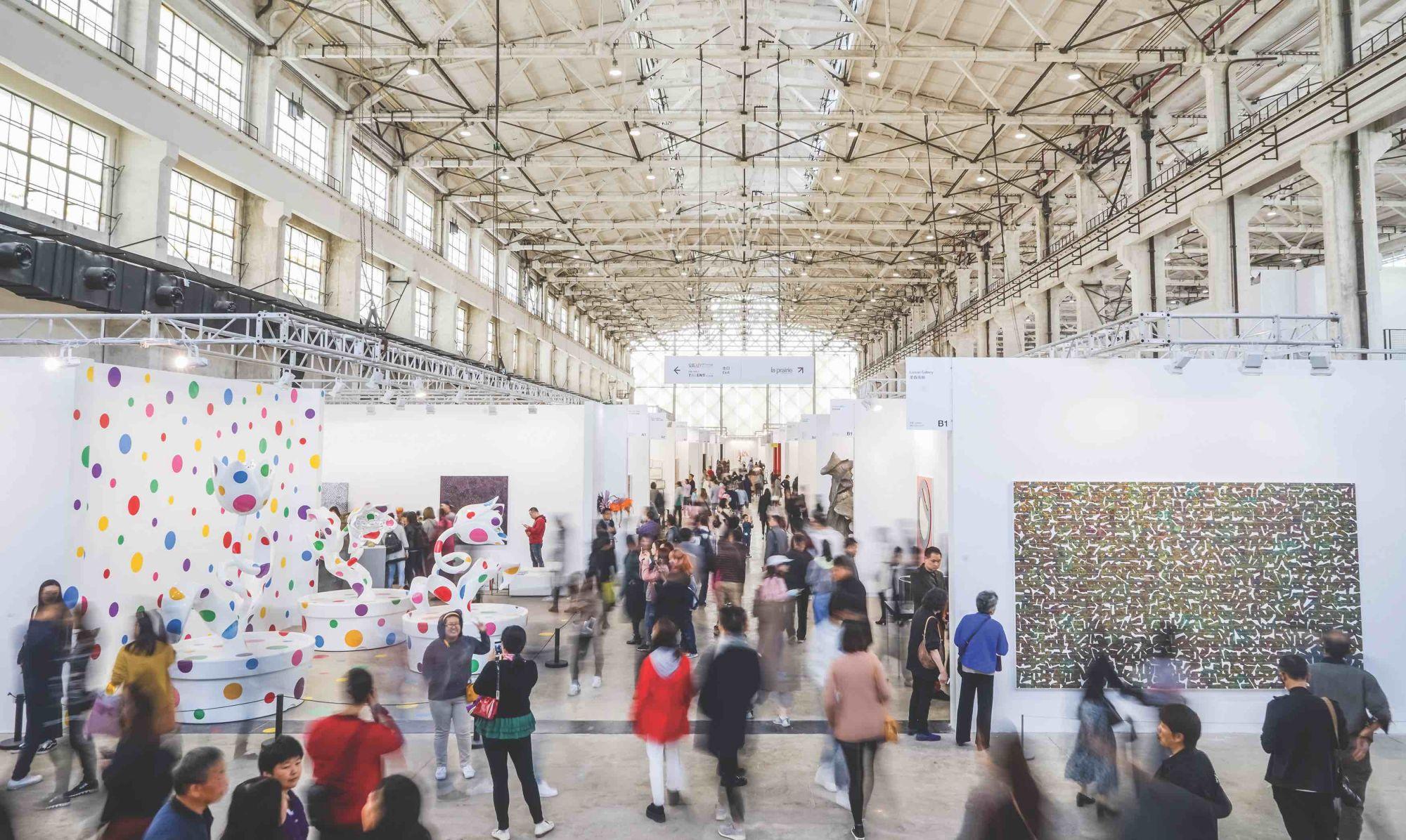 West Bund Art & Design 2019: 10 Booths To Visit