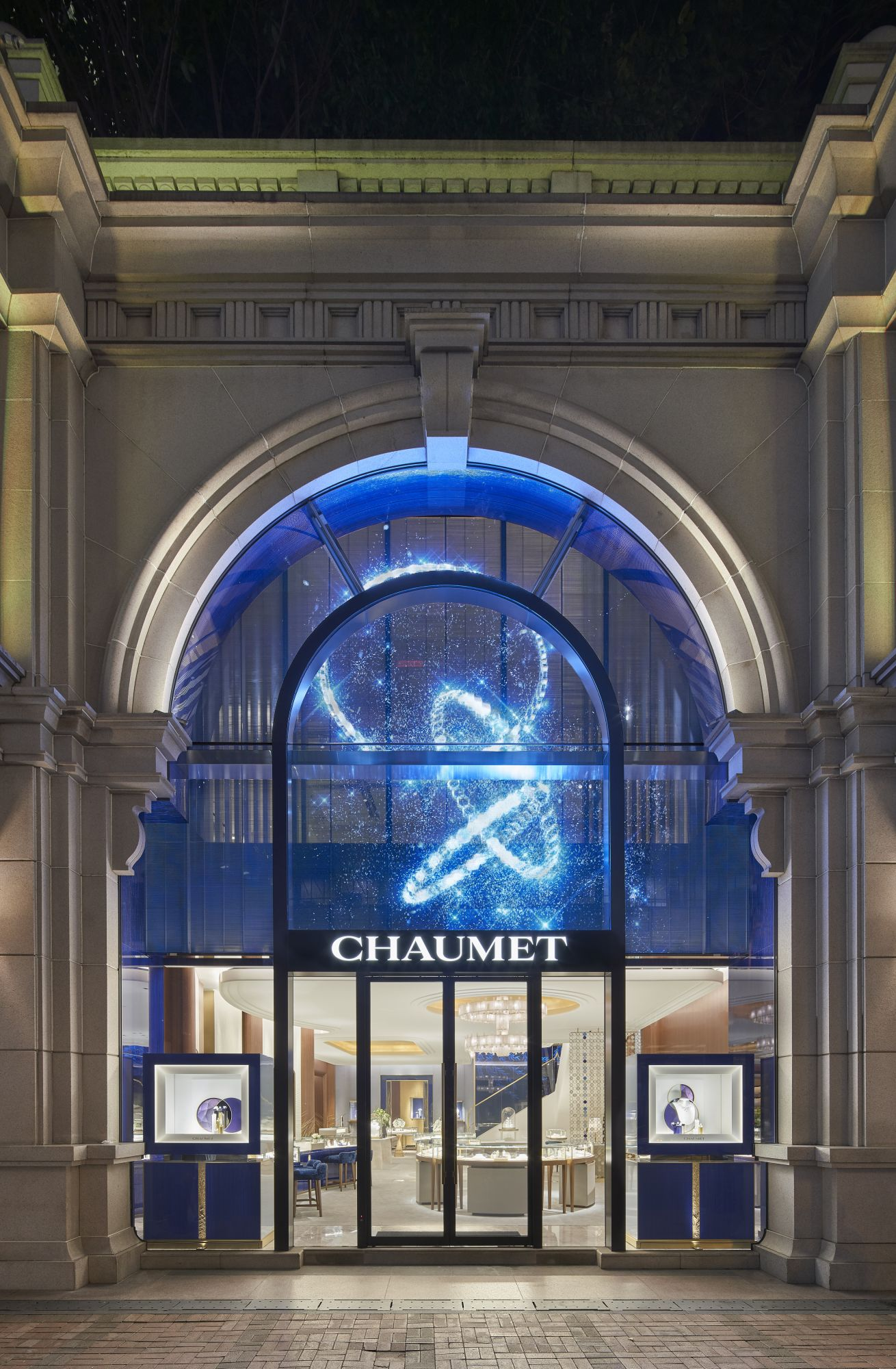 Chaumet Brings A Slice Of Paris To Hong Kong With Its 1881 Heritage Boutique Opening