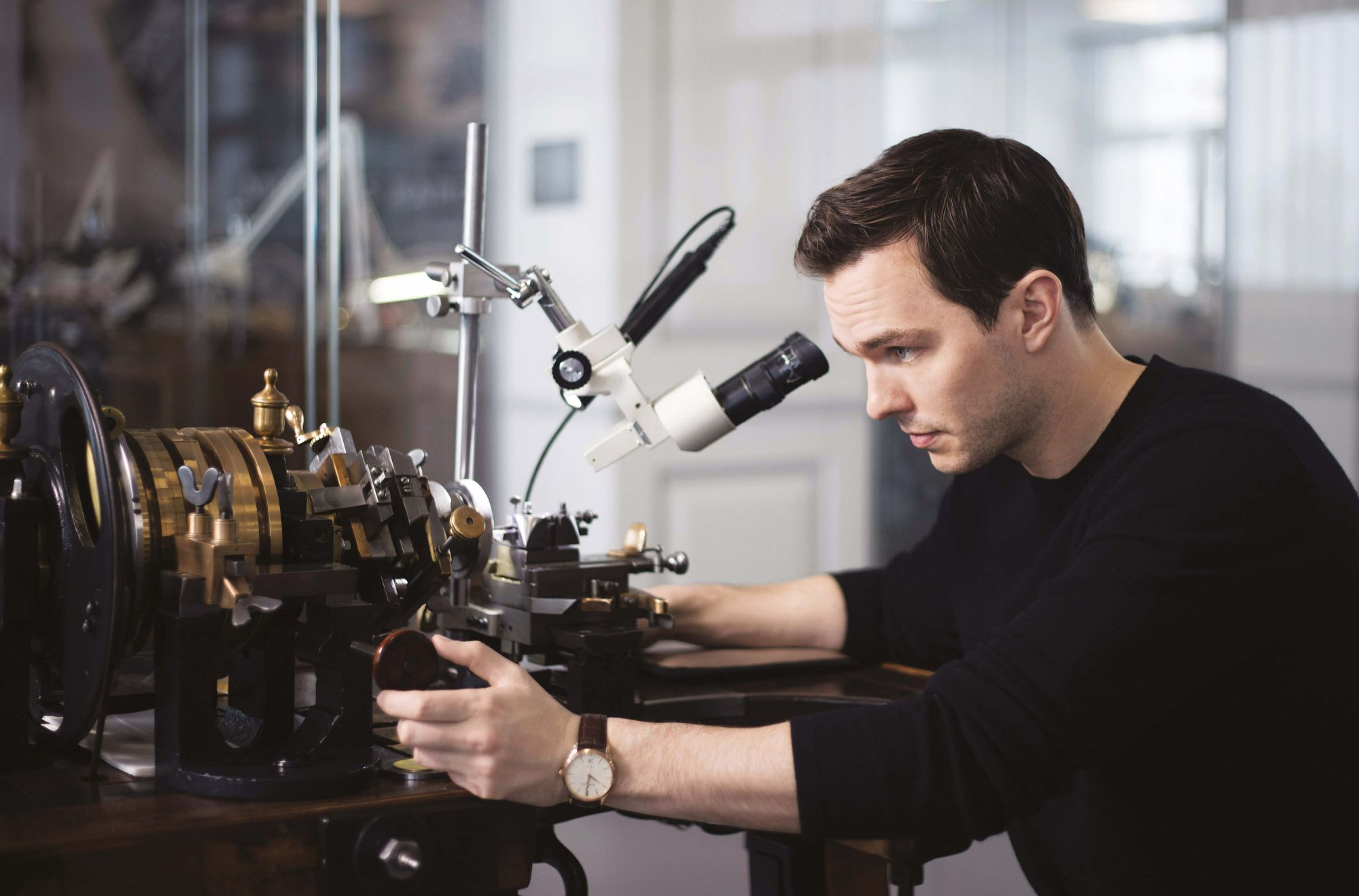 Exclusive Interview: Hollywood Actor Nicholas Hoult's Long-Standing Relationship With Jaeger-LeCoultre