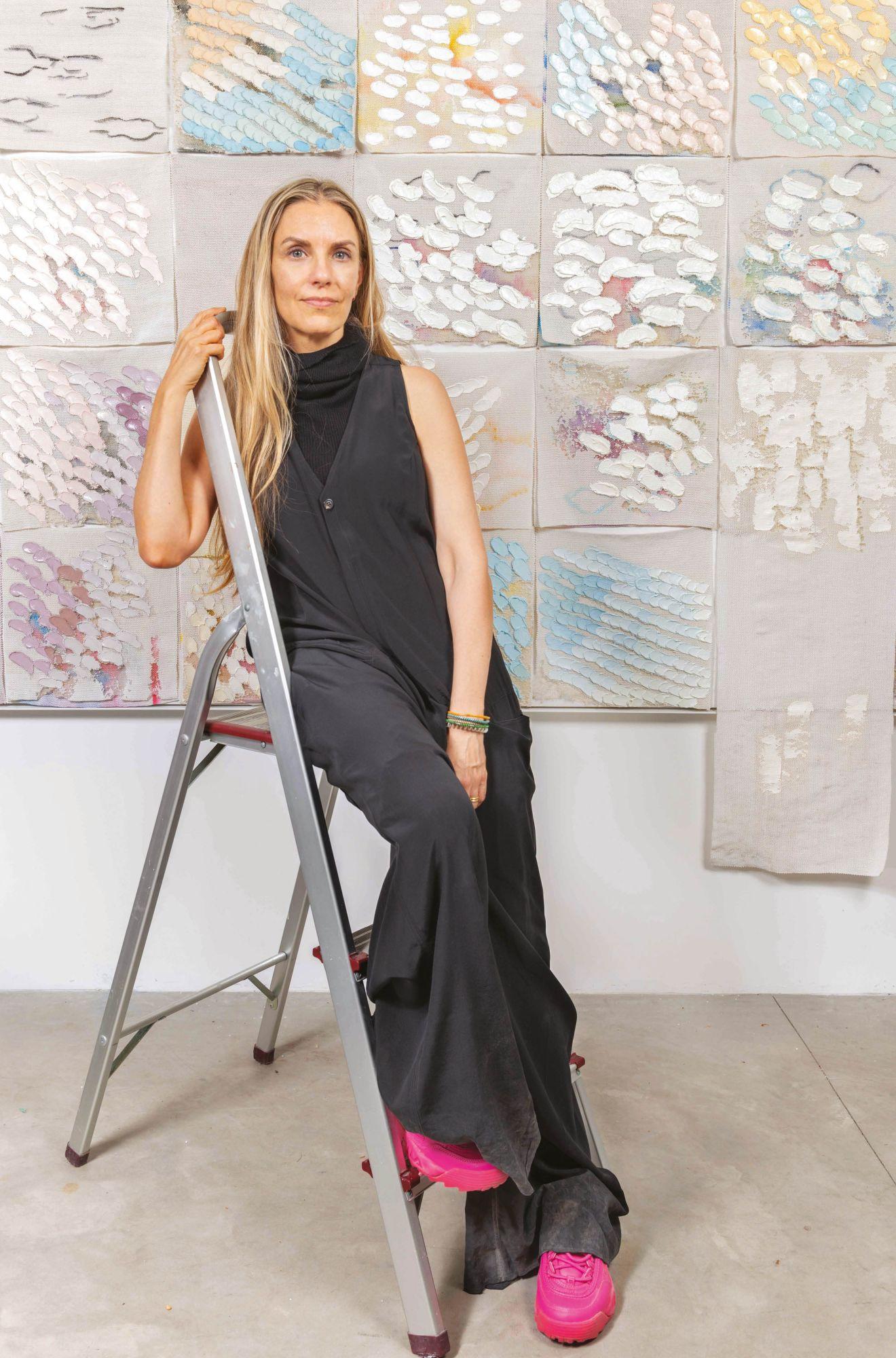 Tatler Takes 5: Liza Lou, The American Artist
