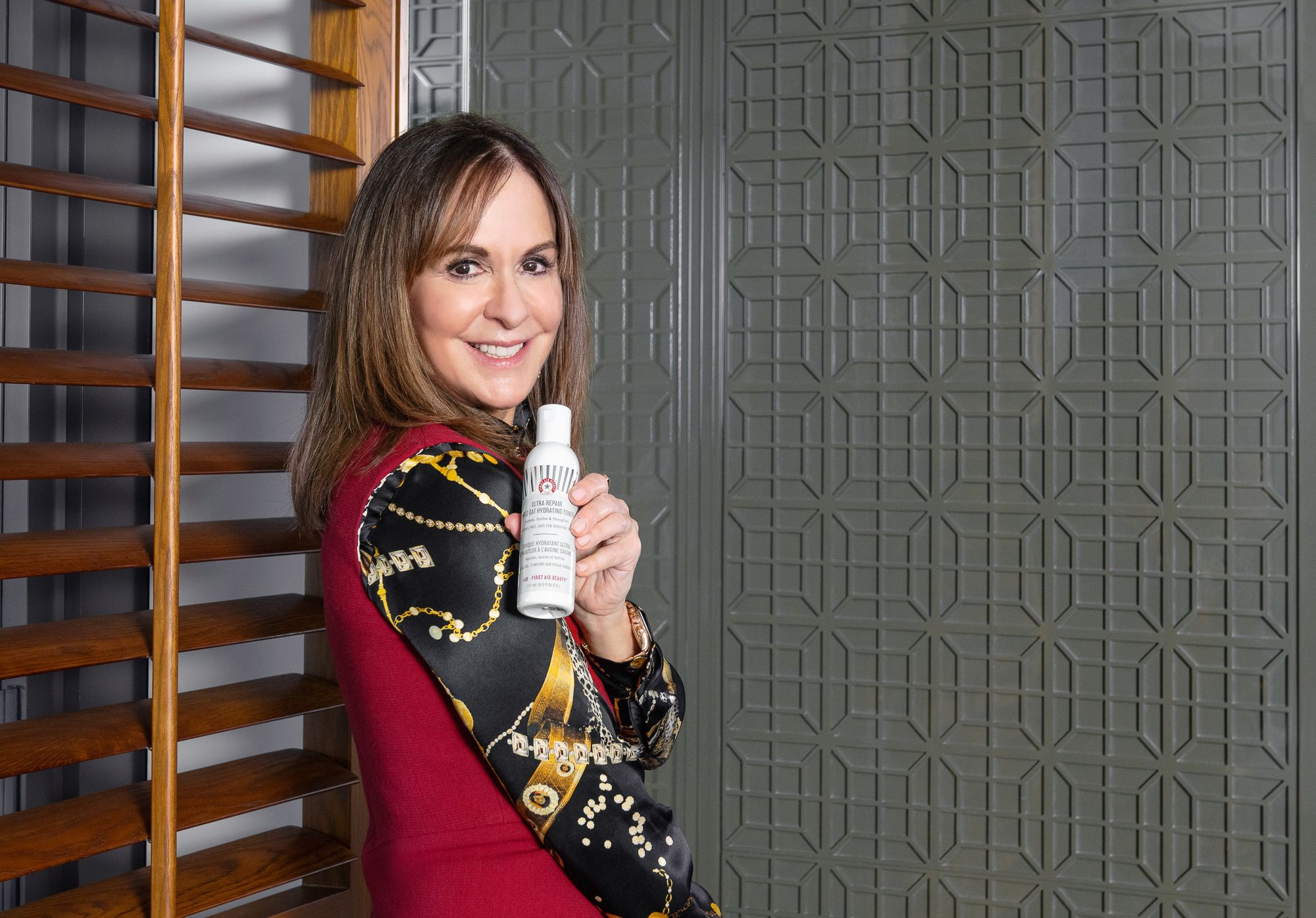 First Aid Beauty Founder Lilli Gordon Talks Sensitive Skin And Solutions