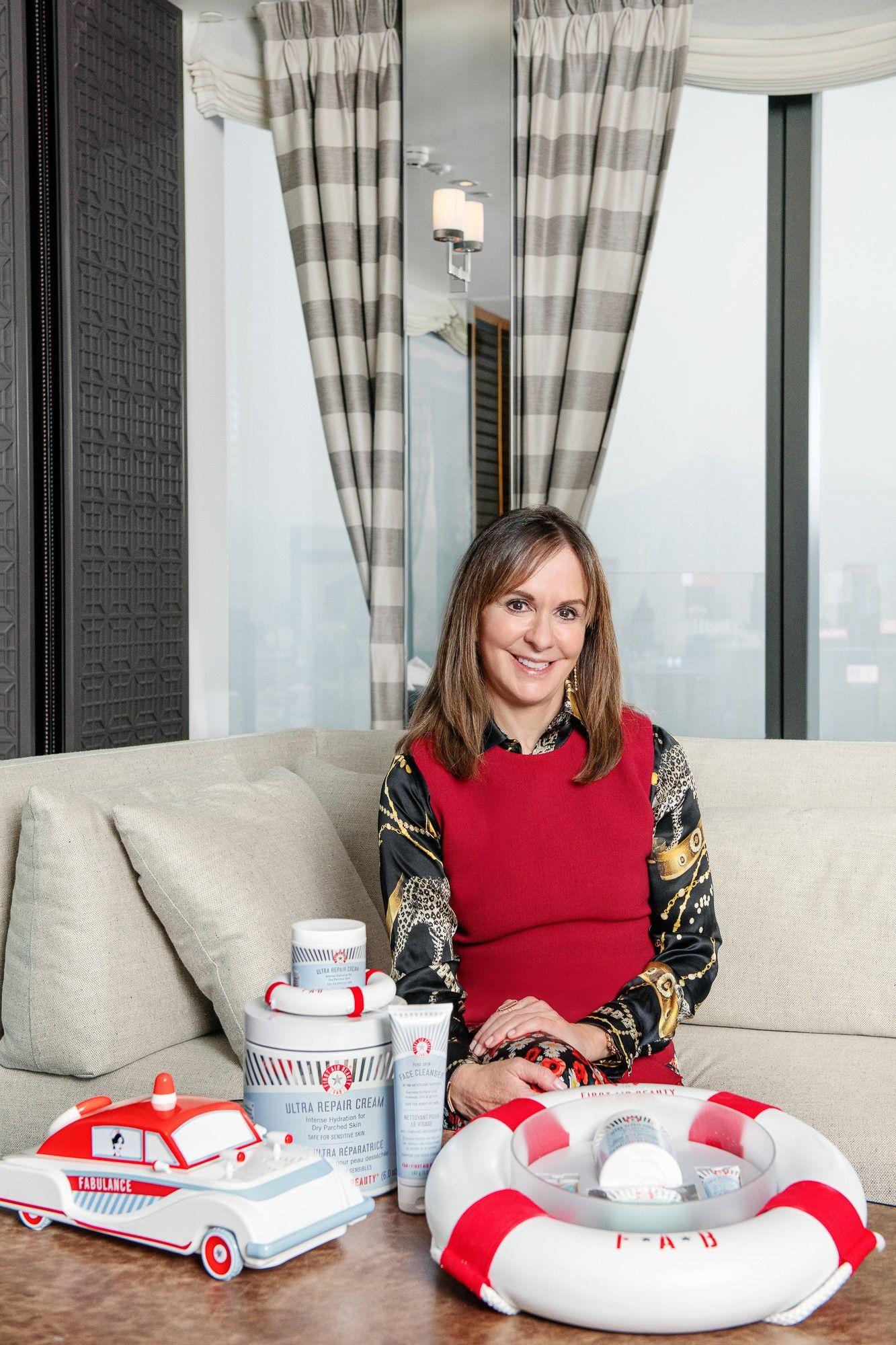 Lilli Gordon, fondatrice en soins de premiers soins, parle de la peau sensible et de ses solutions