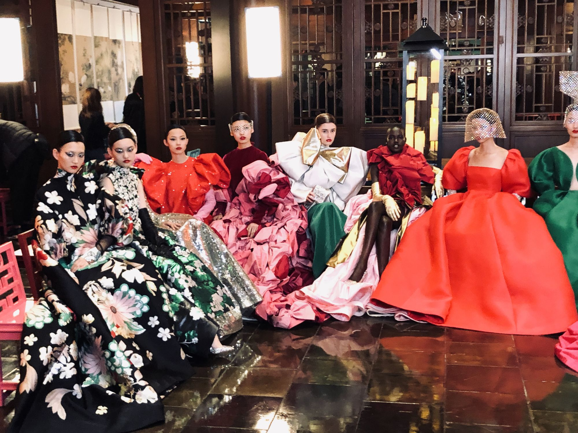 "Inside Valentino Haute Couture's Emotional ""DayDream"" Fashion Show In Beijing"