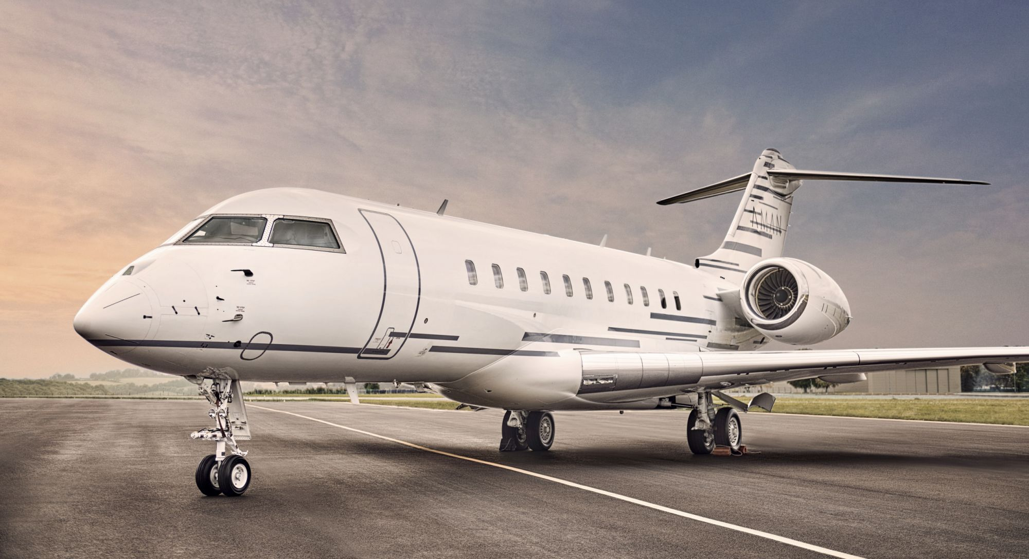 Aman Is Taking Luxury To New Heights With The Launch Of The Aman Private Jet