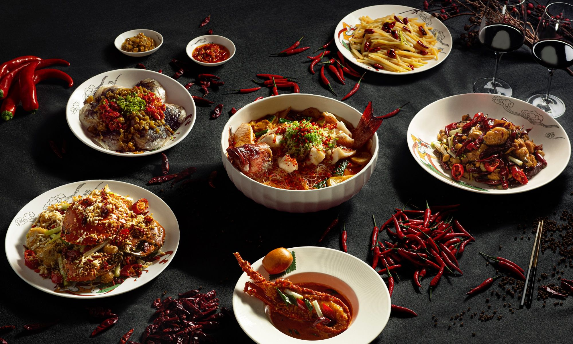 Discover Classic Spicy And Sour Specialties At Dynasty