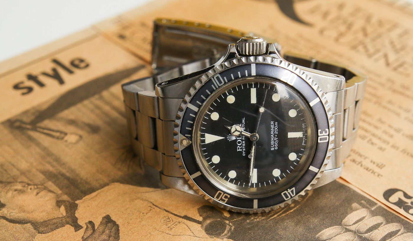50 Timepieces Make First Appearance In Hong Kong Auction This Month