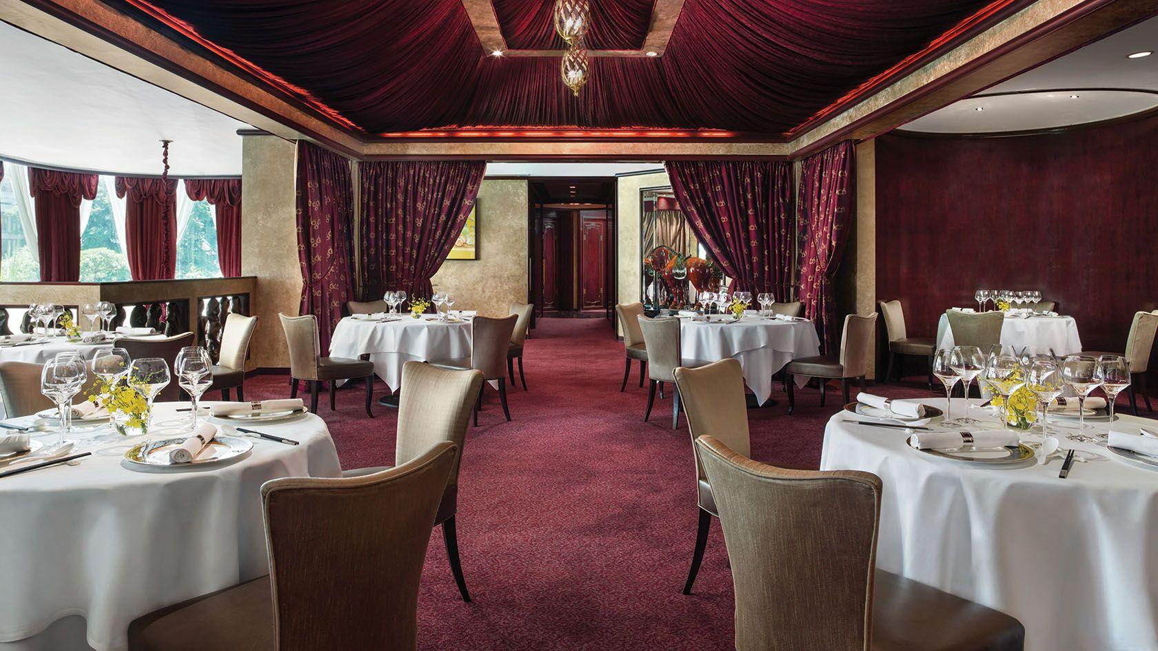 11 Best High End Chinese Restaurants In Hong Kong Tatler Hong Kong