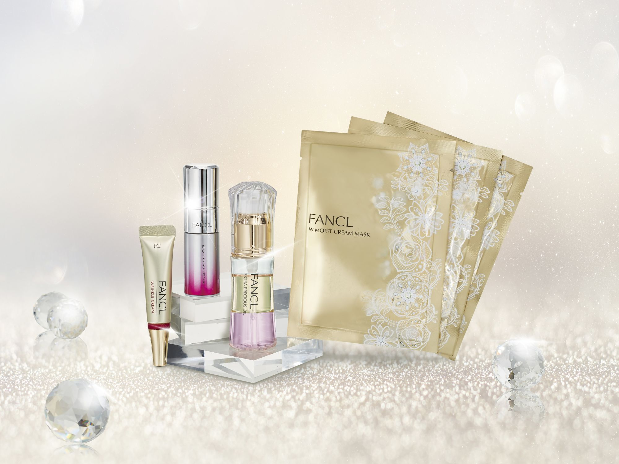 FANCL's Premium Beauty Selection Is A Winter Wonder