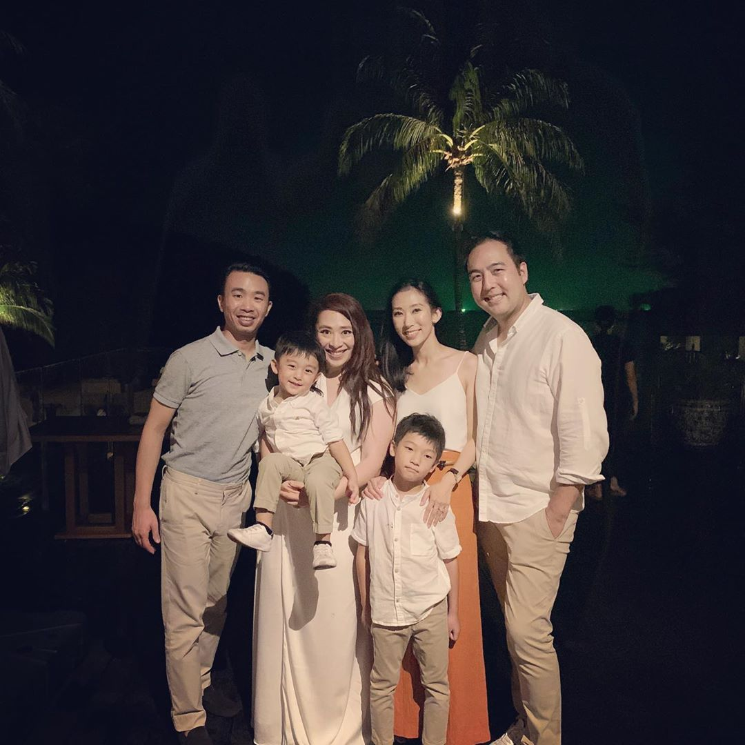10 Best Tatlergrams: Leonard Chao's Family Trip To Phuket And More