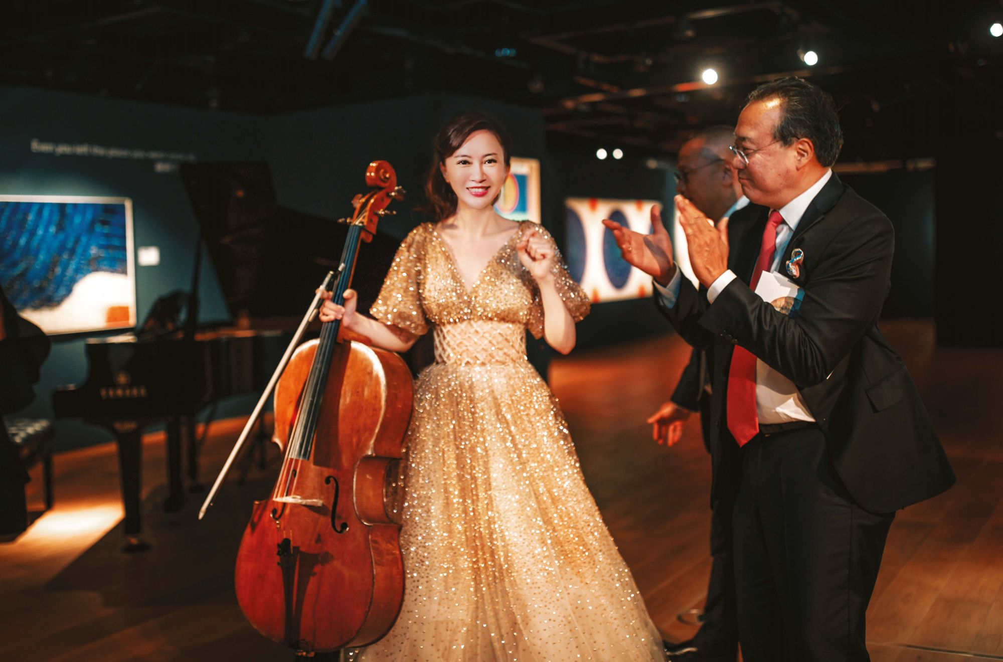 A Night To Remember: Anna Hu Showcases Silk Road Music Collection For Sotheby's Magnificent Jewels and Jadeite Autumn Sale