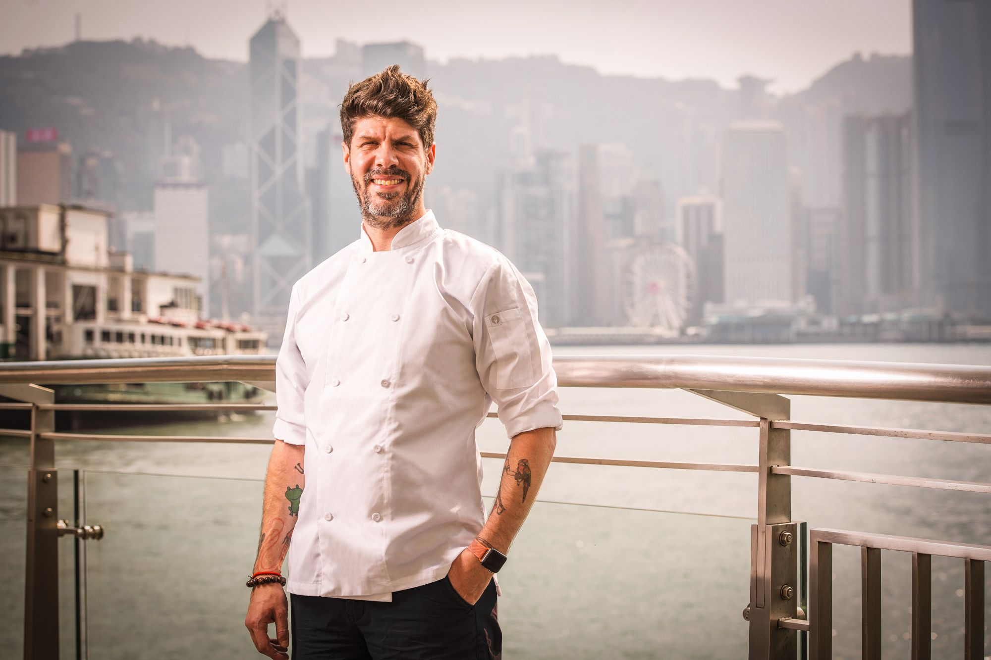 Paulo Airaudo Of San Sebastian's Michelin-Starred Amelia To Open Restaurant In Harbour City