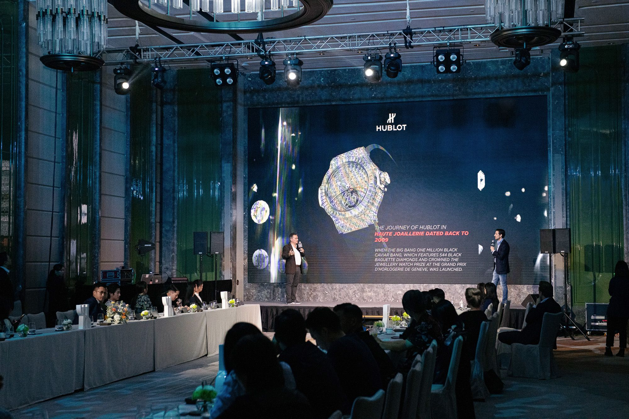 Hublot's Watch Academy Comes To The St. Regis Hong Kong