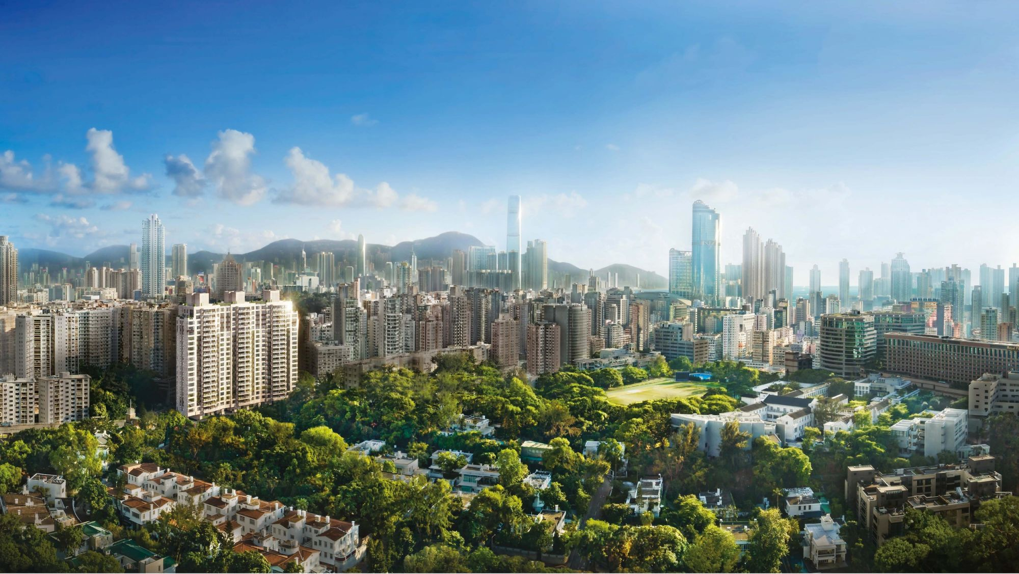 Sino Land Unveils A Luxury Residential Project, St. George's Mansions On Kadoorie Avenue