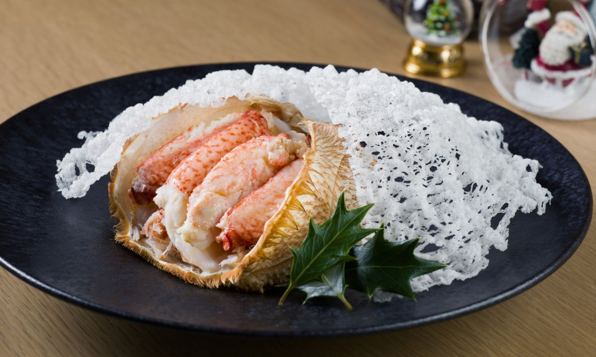 Christmas Kaiseki Journey At Causeway Bay's Ta-Ke