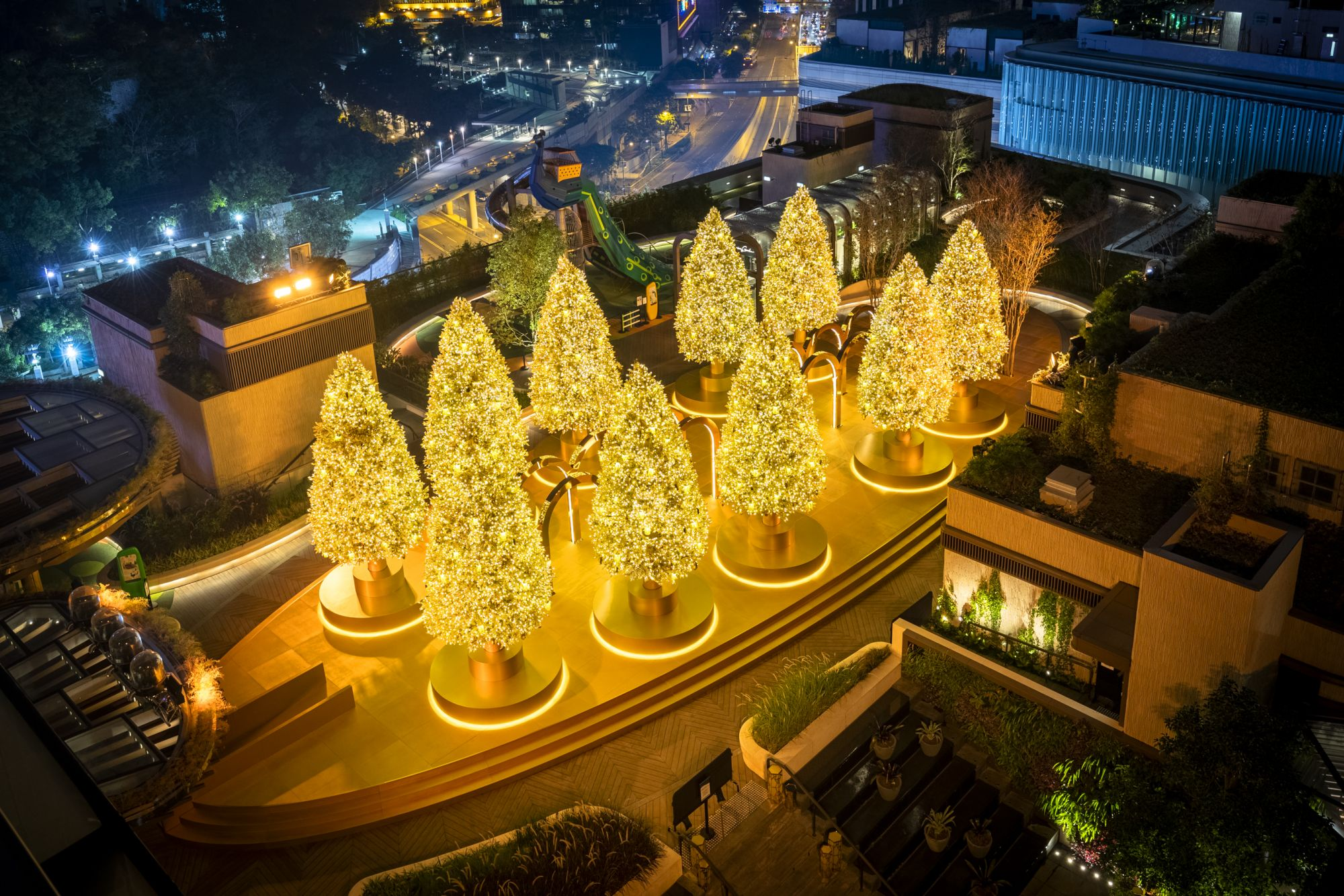 Discover A Christmas Galaxy Of Creativity At K11 MUSEA