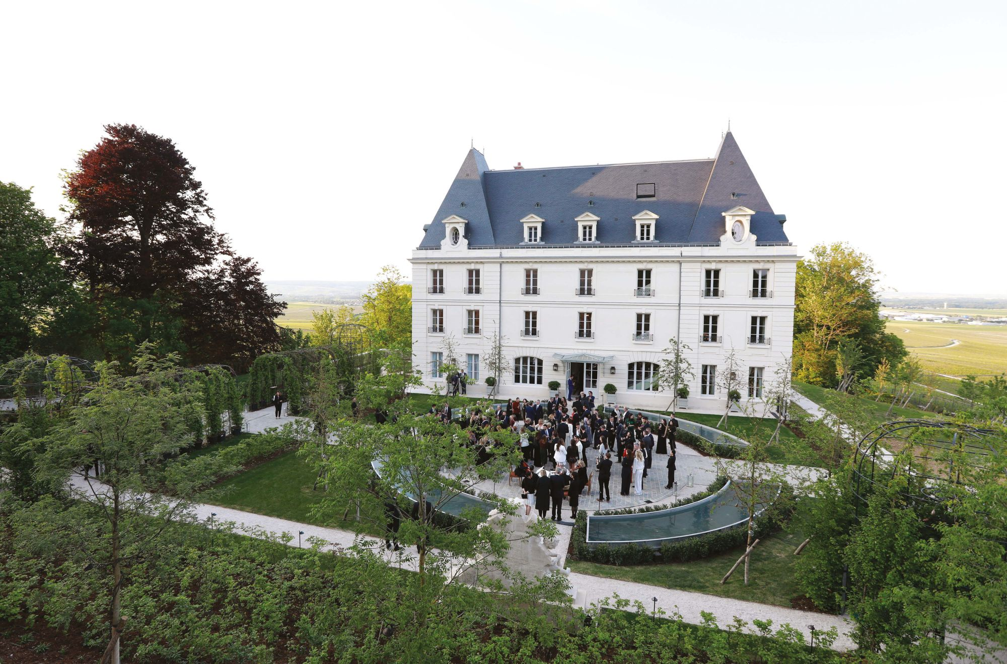 Moët et Chandon Has Transformed its Chateau de Saran Into an Invite-Only Luxury Hotel