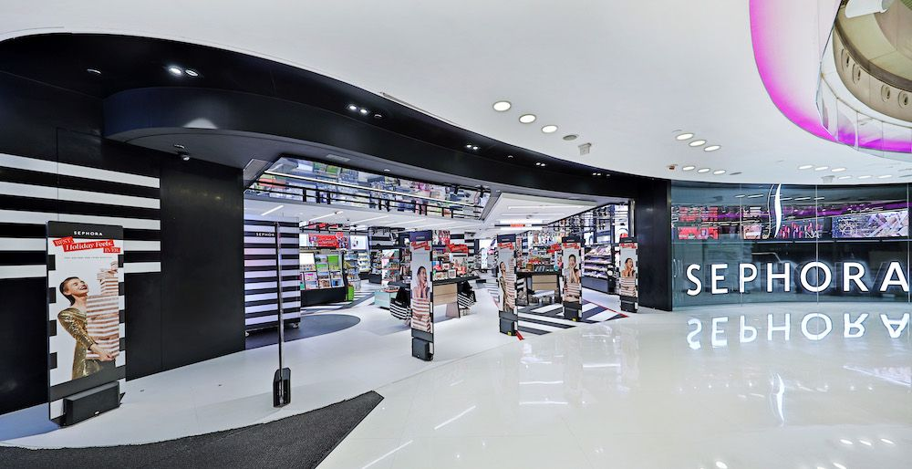 Inside Sephora S New Causeway Bay Store Hong Kong Tatler