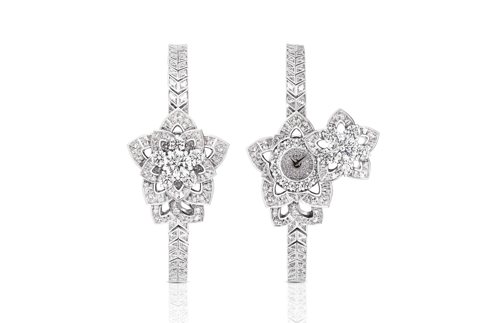 Hidden in Plain Sight: 6 High Jewellery Secret Watches With Beautiful Dials