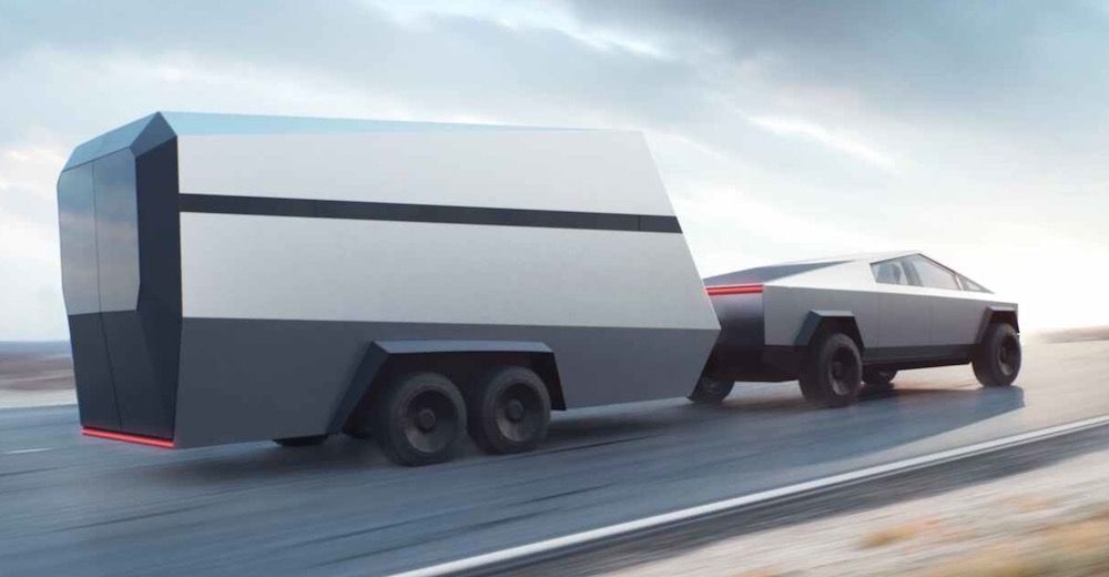 Tesla Reveals Rendering of Its New Trailer