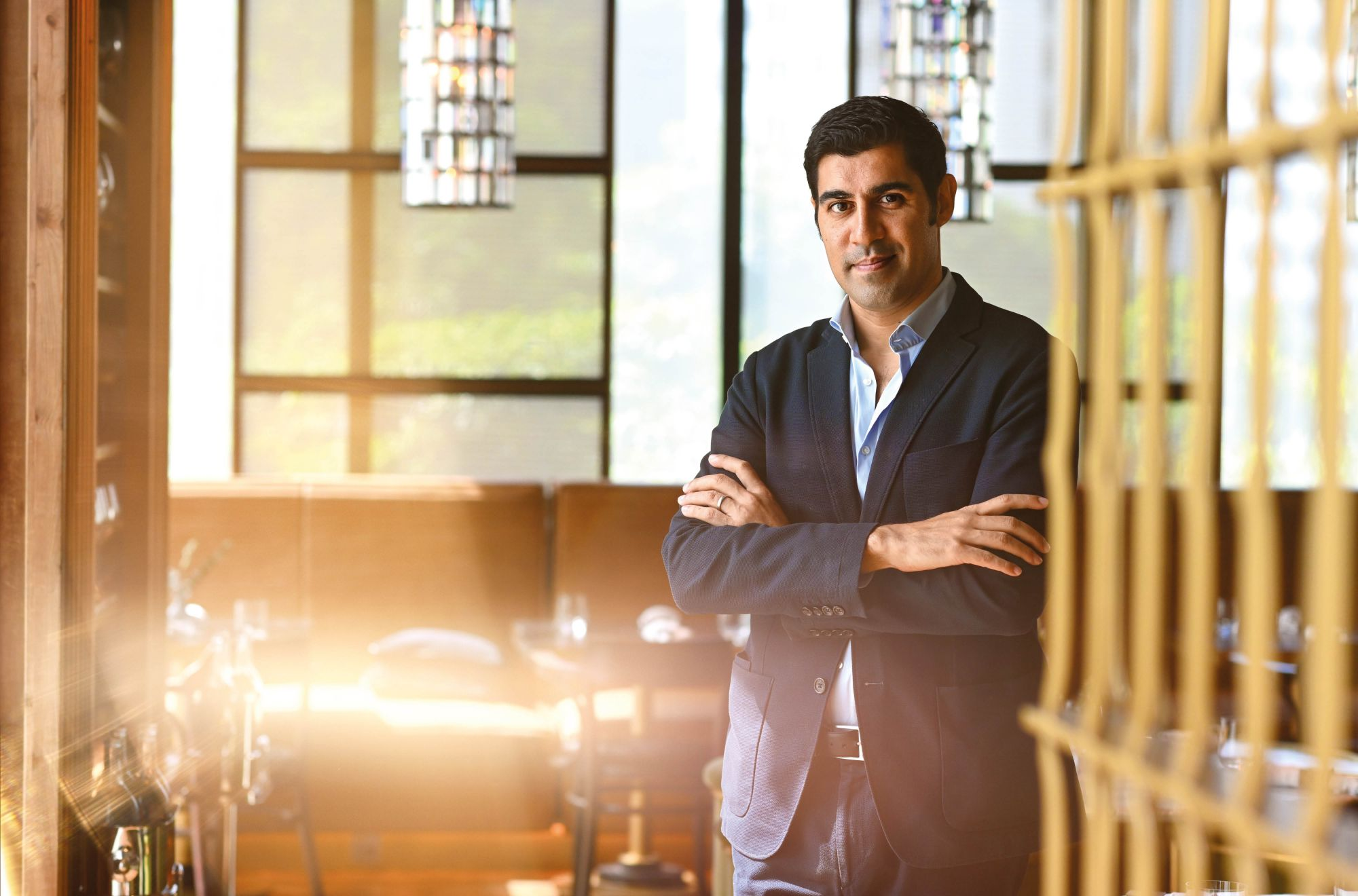 Tatler Takes 5: Parag Khanna, The Global Futurist