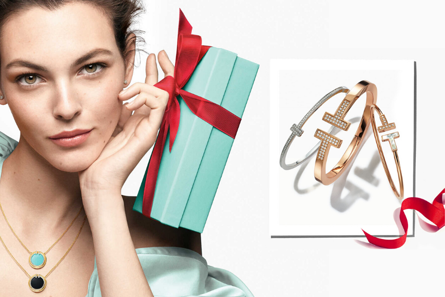 Add Some Sparkle To Your Christmas With Tiffany & Co.