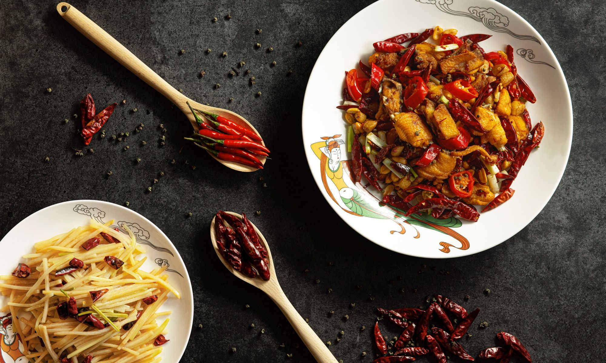 Dynasty Warms Up This Winter Season With New Spicy and Sour Specialties