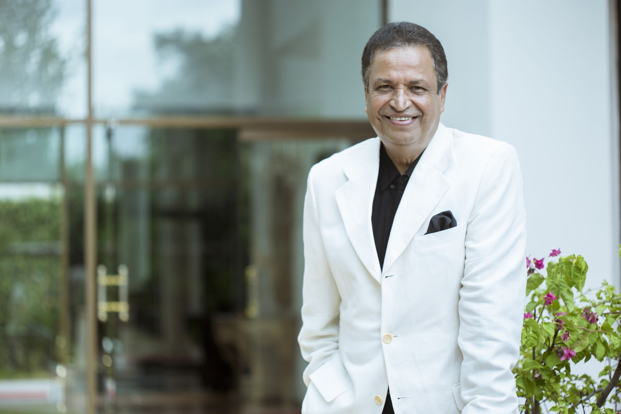 Nepal Billionaire Binod Chaudhary Opens His First Luxury Hotel In Dubai