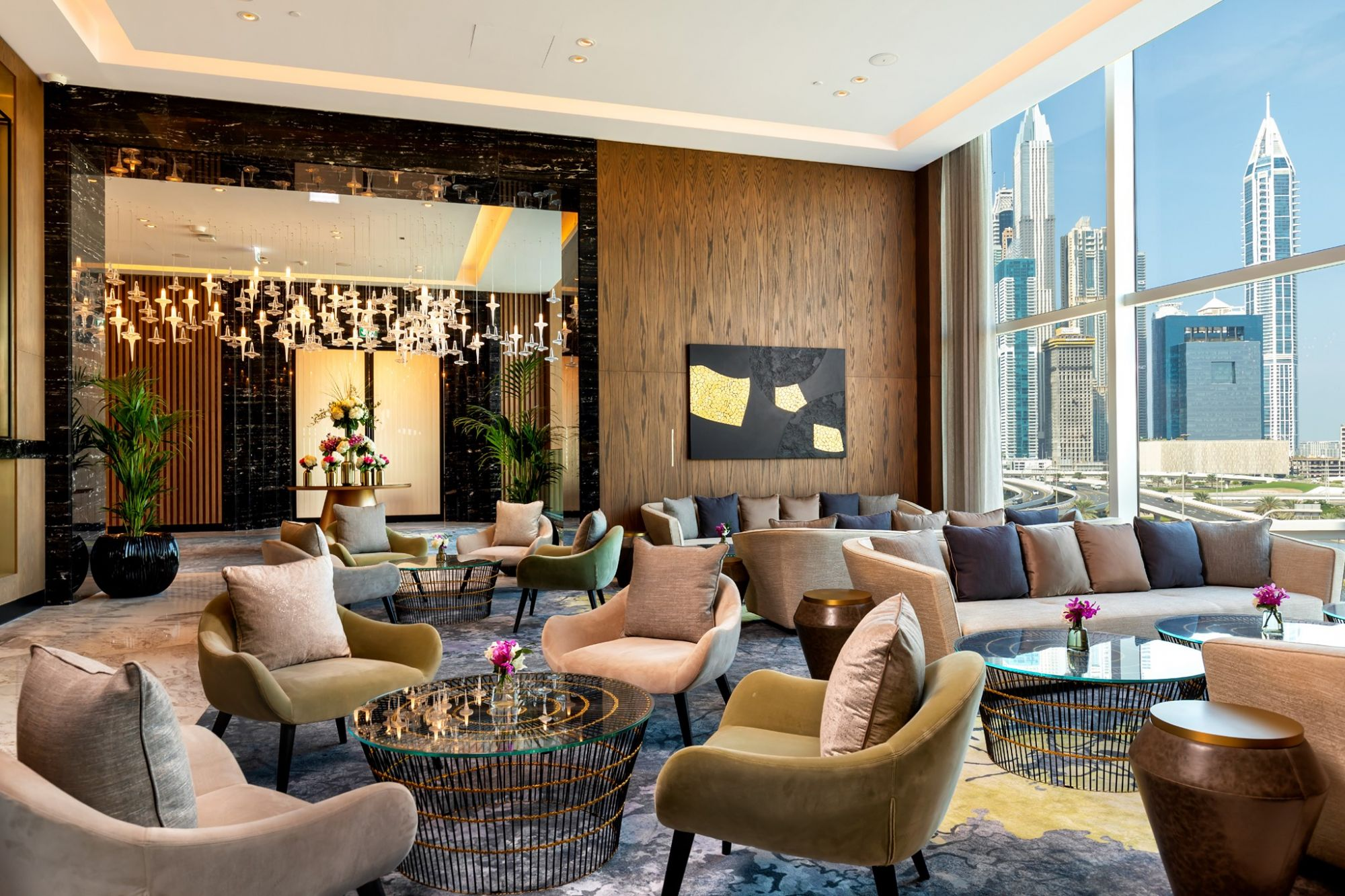 Nepal's Only Billionaire Binod Chaudhary Opens His First Luxury Hotel In Dubai