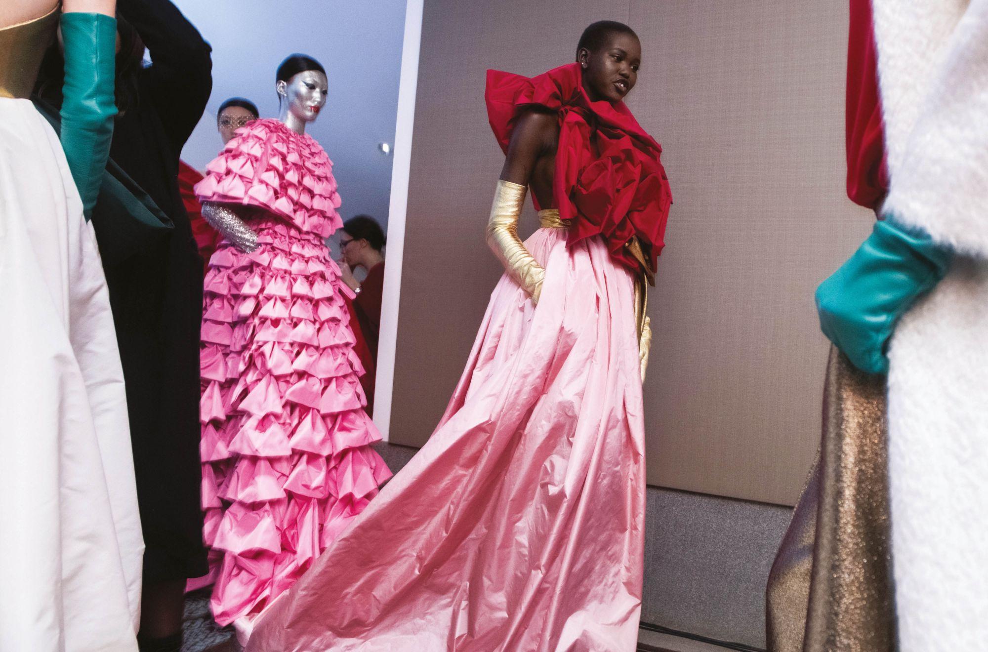 Valentino's Haute Couture Show in Beijing Is A Dream Come True