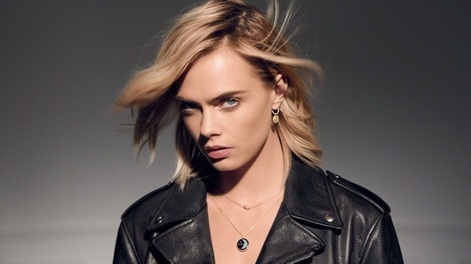 Cara Delevingne Is The New Face of Dior Joaillerie