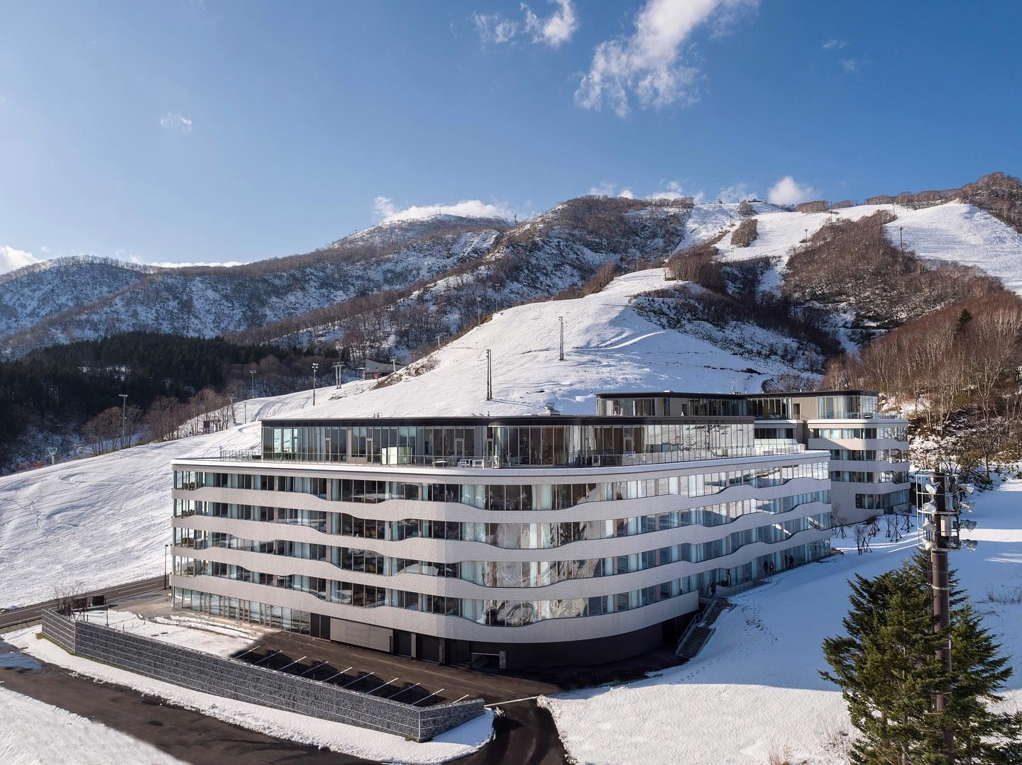What You Need To Know About Skye Niseko—A Luxury Ski-in, Ski-out Resort in Japan
