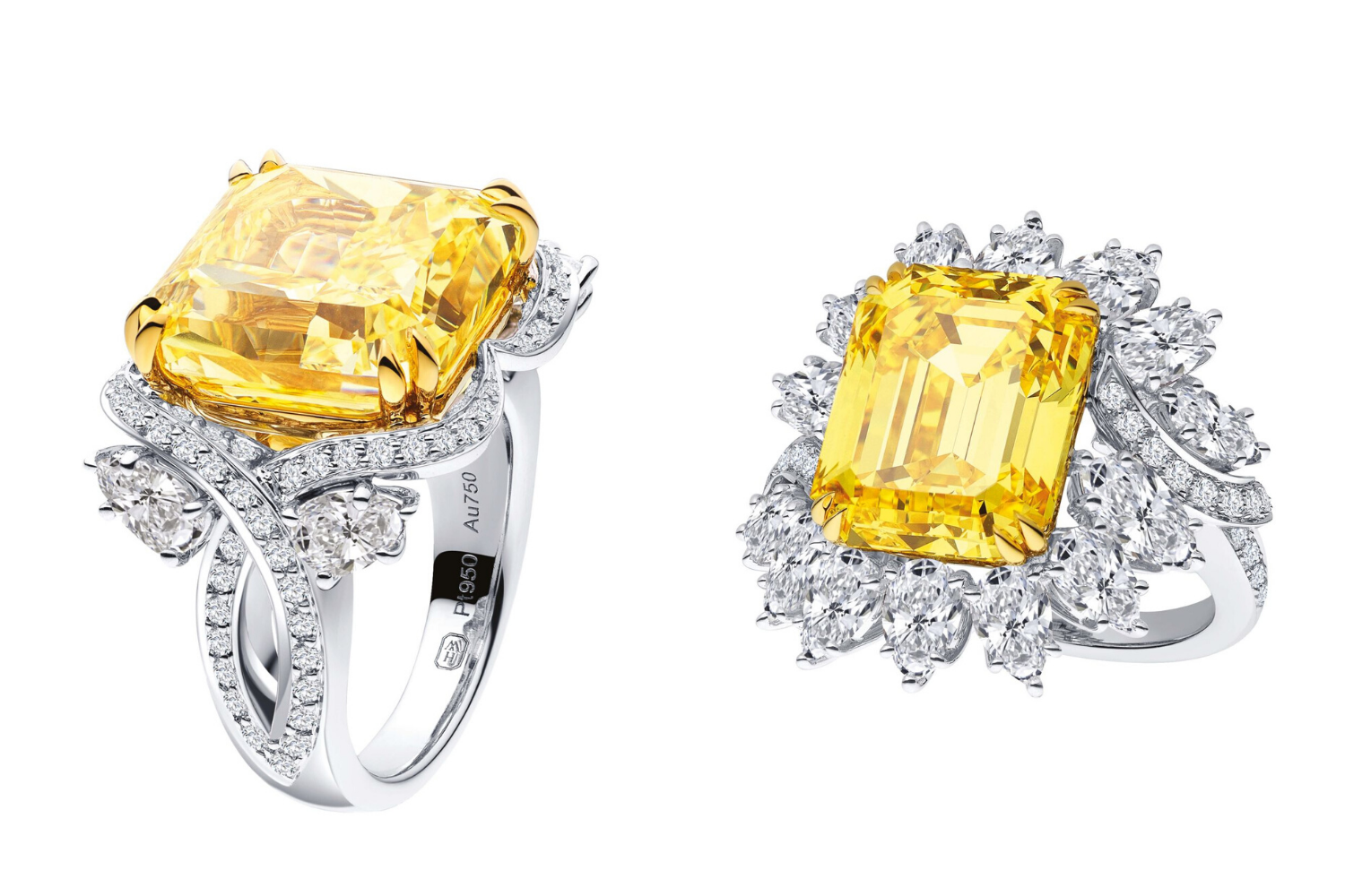 Yellow Diamonds Take Centre Stage in Harry Winston's Autumn High Jewellery Collection