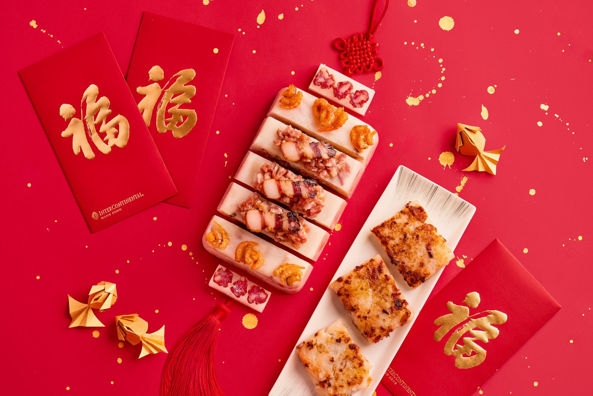 Year of The Rat: Hong Kong's Best Chinese New Year Puddings 2020