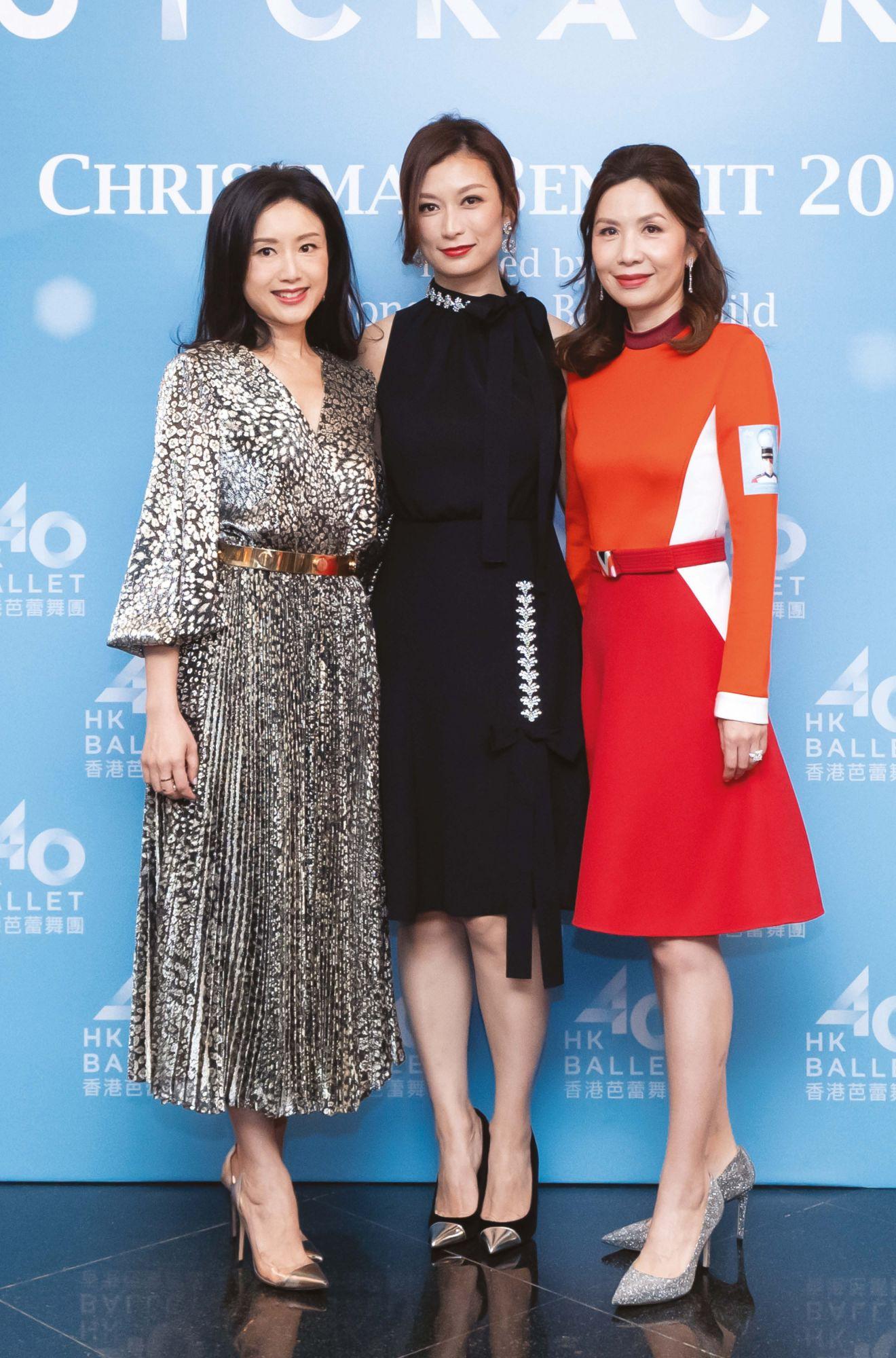 Liana Yung-Yeung, Colleen Fung, Connie Wei-Yang