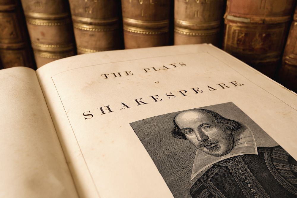 Shakespeare's First Folio To Hit The Auction Block This Spring ...
